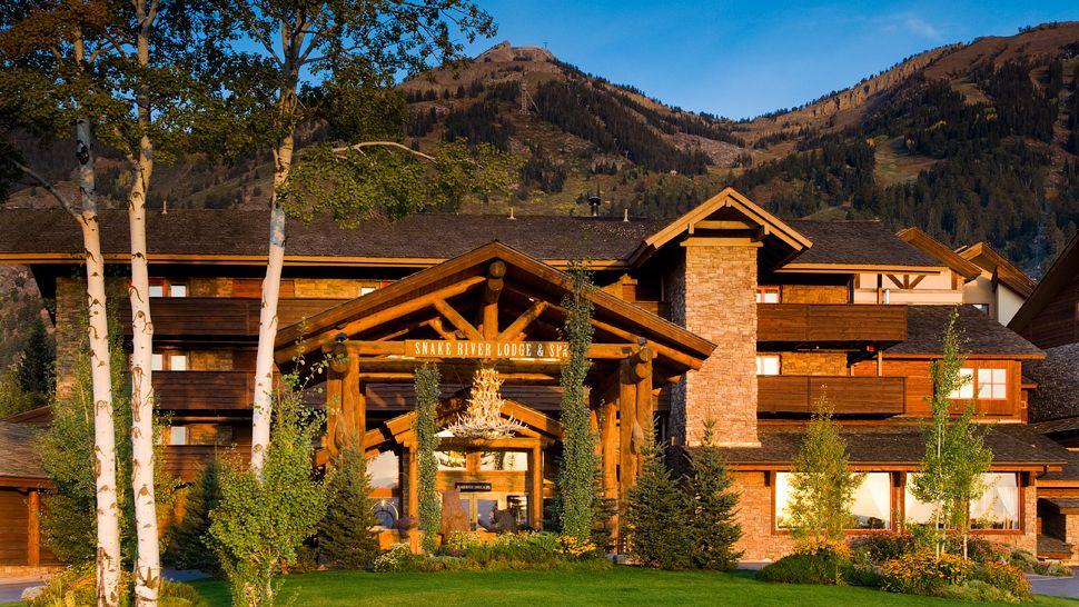 Snake River Lodge  U0026 Spa  Jackson Hole  Wyoming