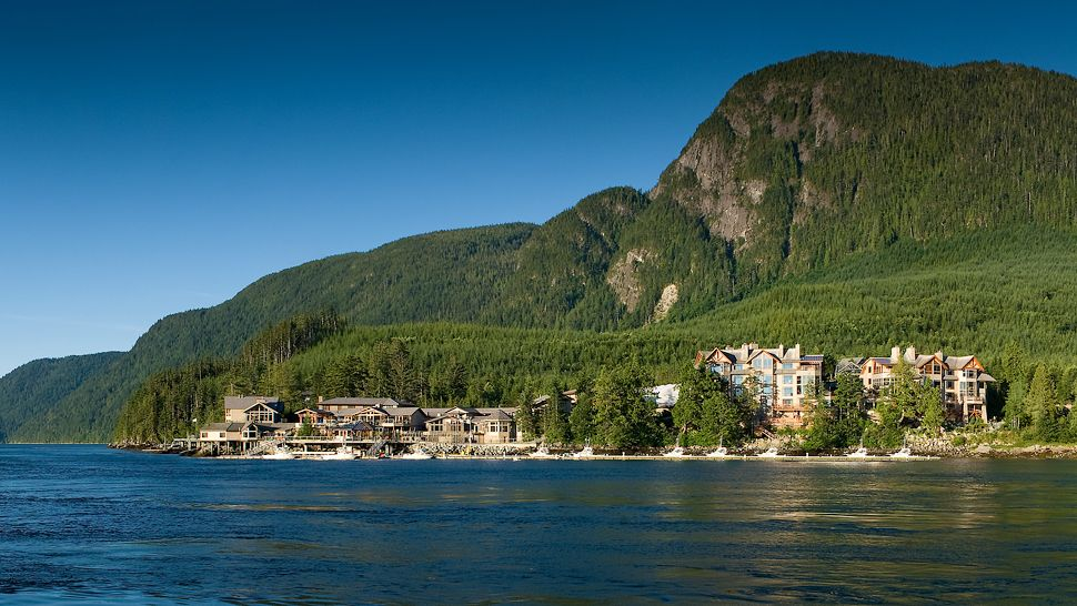 Sonora Island Resort Canada