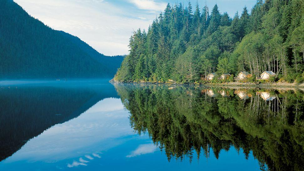 Clayoquot Wilderness Resort Vancouver Island British
