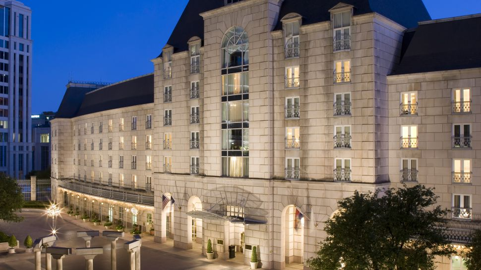Rosewood Crescent Hotel, Texas, United States