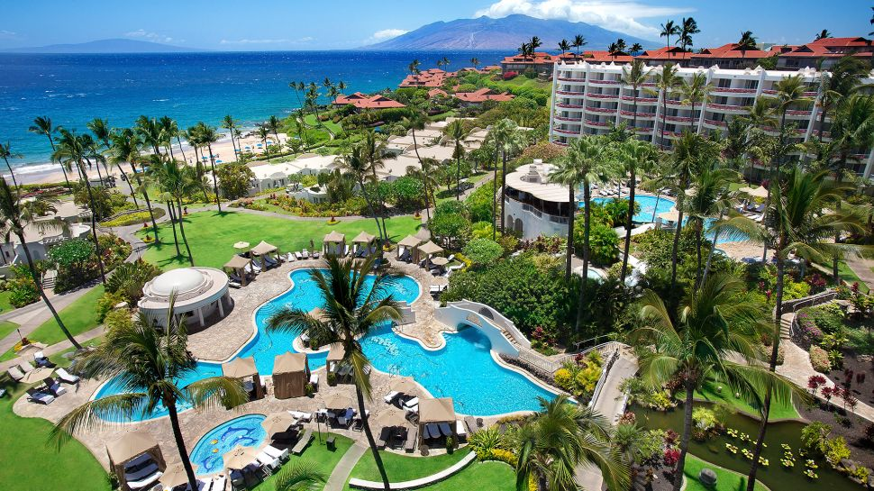 The Fairmont Kea Lani Maui — city, country