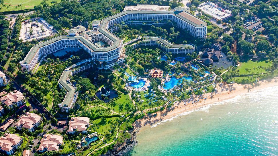 Grand Wailea A Waldorf Astoria Resort Maui Hawaii