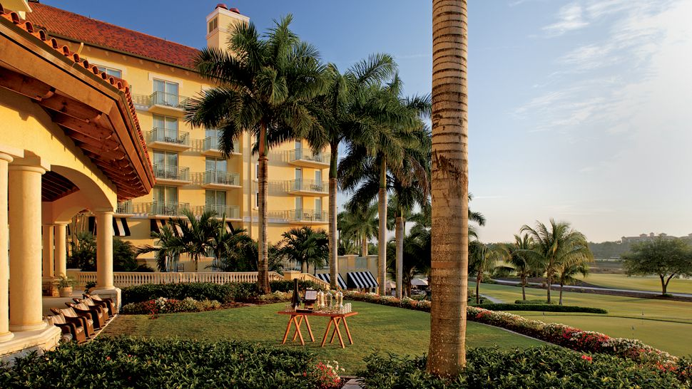 The Ritz Carlton Golf Resort Naples Florida United States