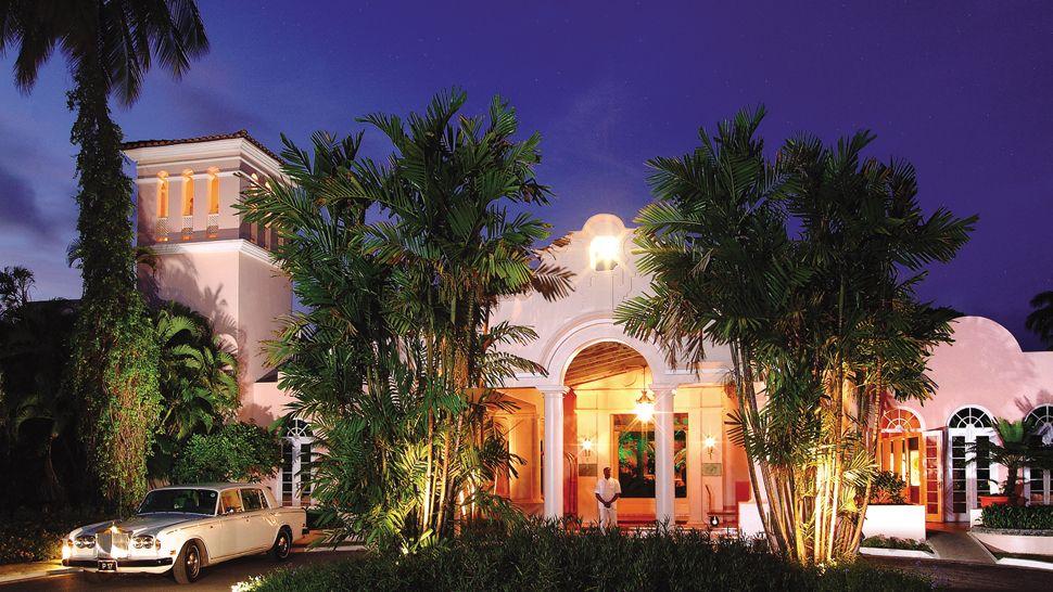 The Fairmont Royal Pavilion St James Barbados