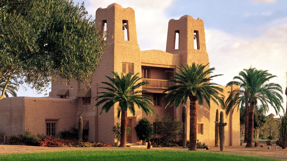 The Phoenician Phoenix Arizona