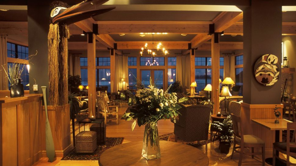 Long Beach Lodge Resort Vancouver Island British Columbia