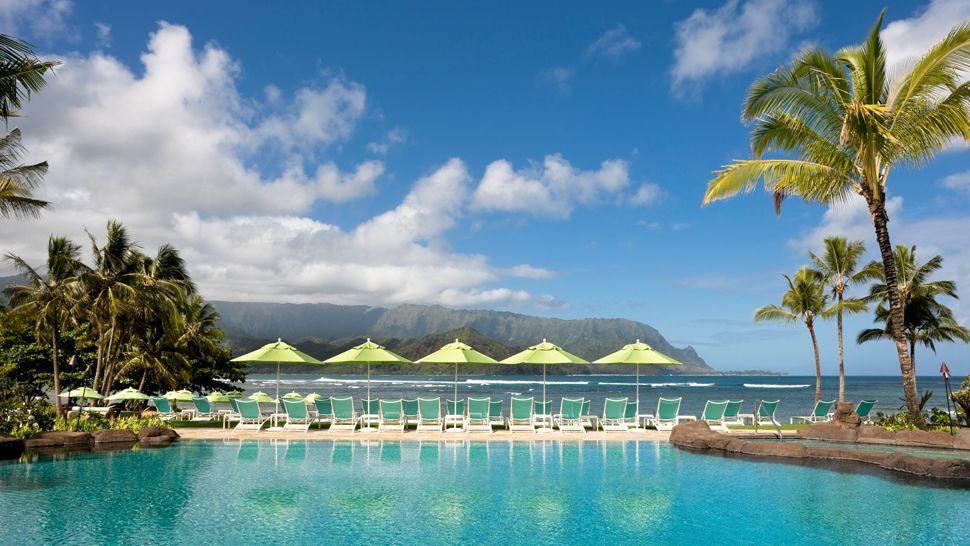 The St Regis Princeville Resort Kauai Hawaii
