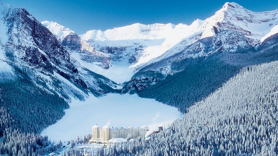 Lake Louise (AB) Canada  city images : The Fairmont Chateau Lake Louise — city, country