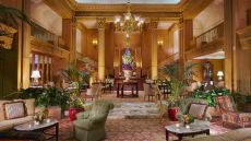 The Fairmont Olympic Hotel — Seattle, United States