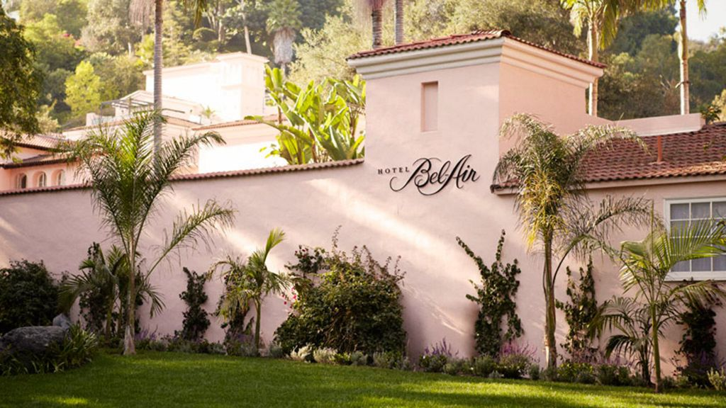 Hotel Bel Air Dorchester Collection Greater Los Angeles
