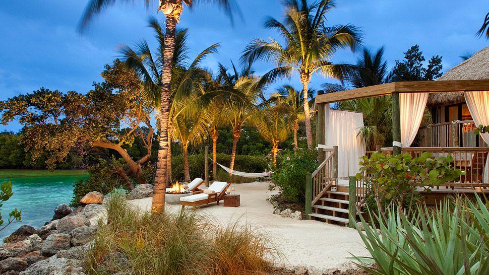 Little palm island resort spa florida keys florida for Beach house designs satellite beach fl