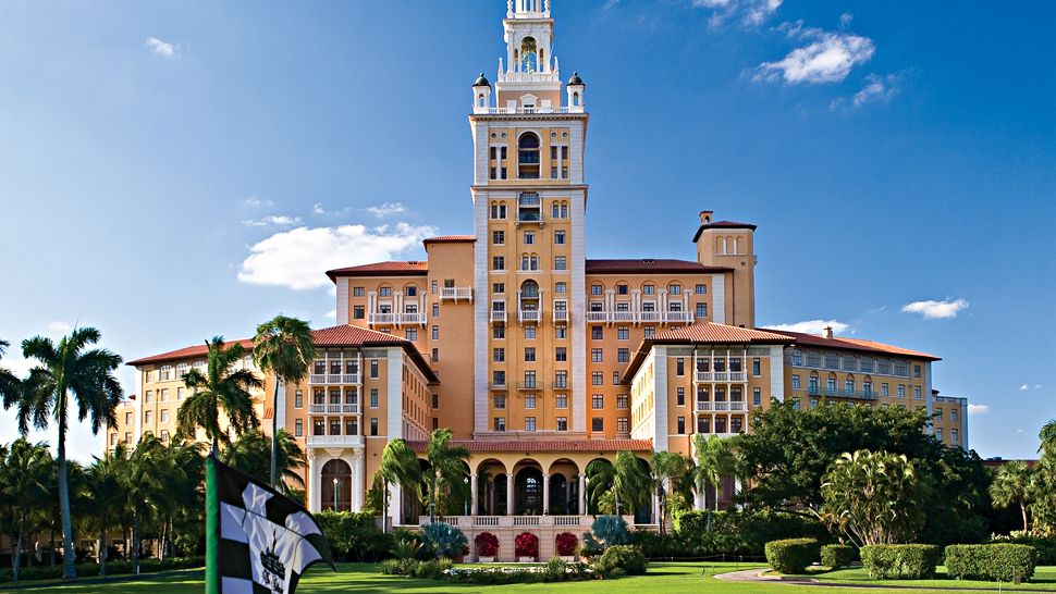The Biltmore Hotel — city, country