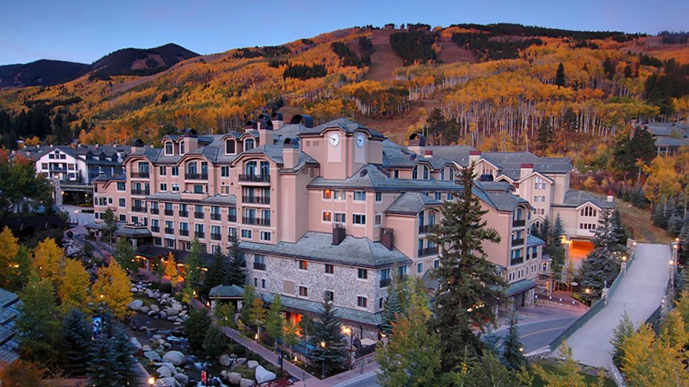 Beaver Creek Lodge on Colorado Mountain Mansions