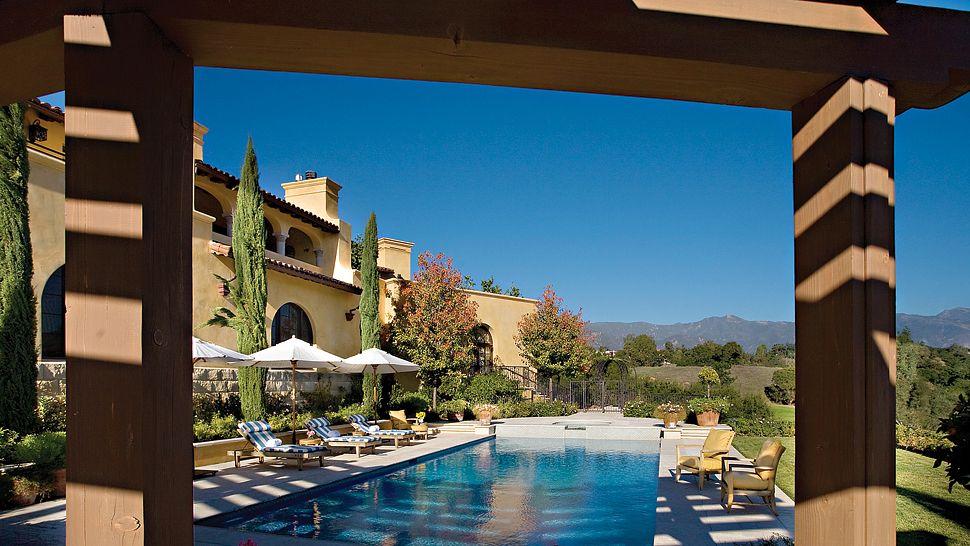 Ojai Valley Inn Amp Spa Ojai Valley California