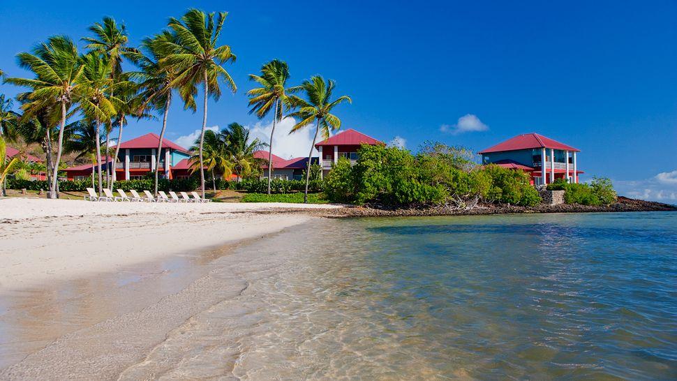 le cap est lagoon resort spa le francois martinique. Black Bedroom Furniture Sets. Home Design Ideas