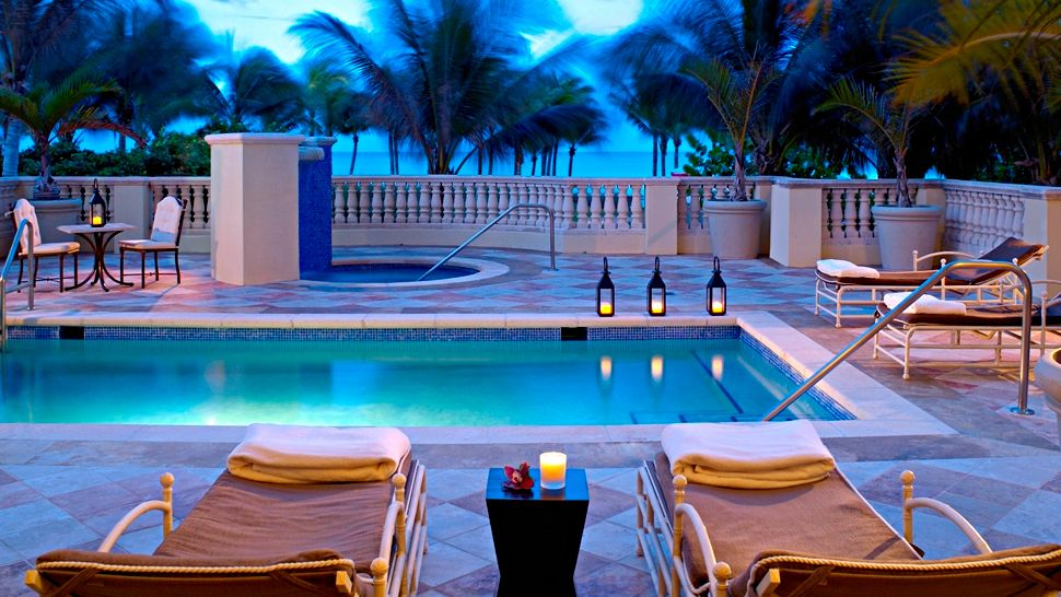 Acqualina resort spa on the beach miami florida for Pet friendly hotels in miami fl