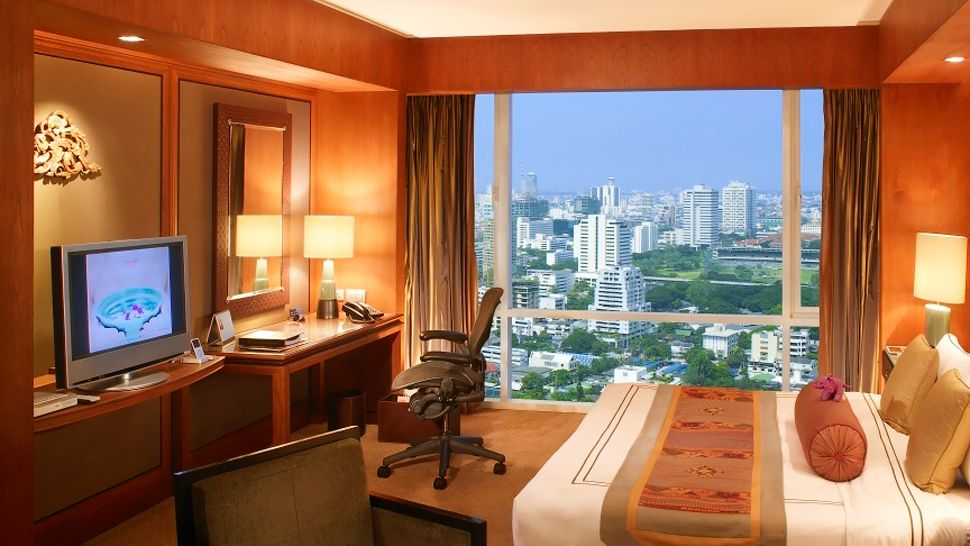 Conrad Bangkok — city, country
