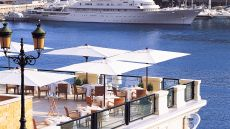 Hotel Port Palace — Monte Carlo, Monaco