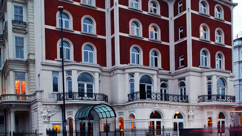 Baglioni Hotel London — city, country