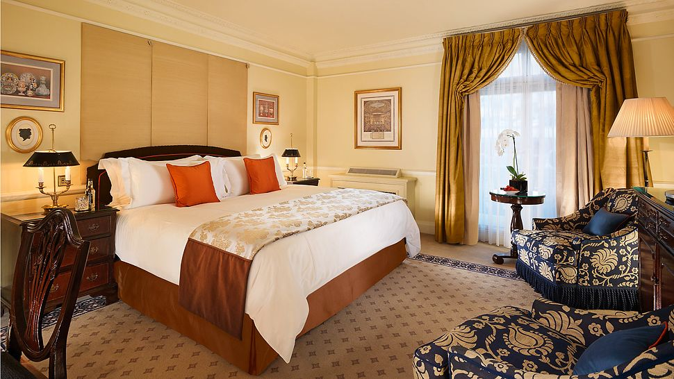 Mandarin Oriental Hyde Park, London — city, country