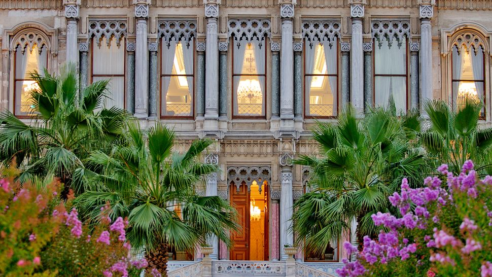 Ciragan Palace Kempinski Istanbul City Country