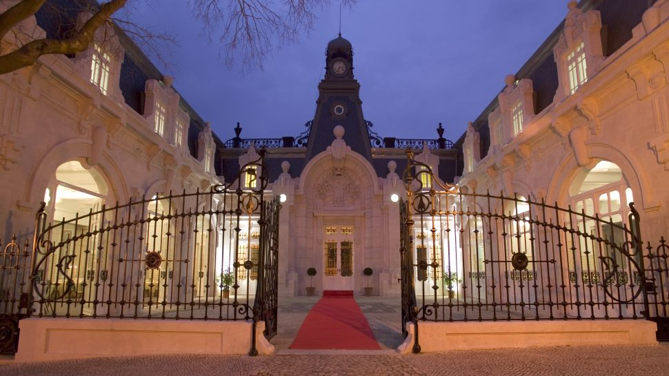 Pestana Palace Hotel & National Monument — city, country
