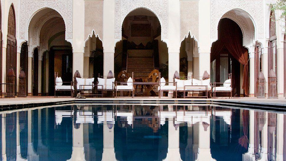 La villa des orangers marrakech tensift el haouz marocco for La villa des orangers