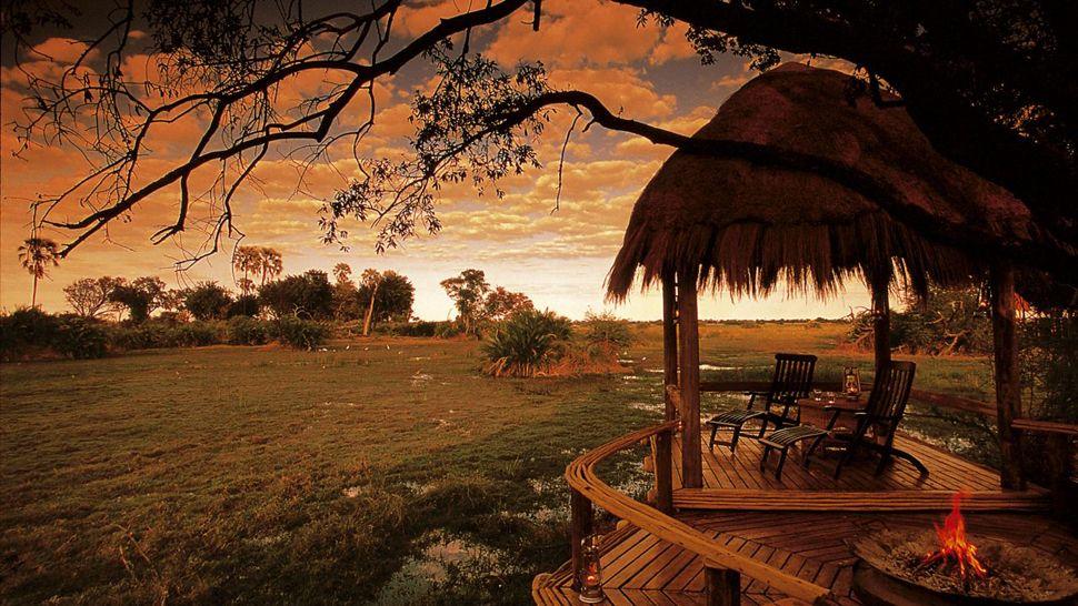 Mombo Camp Okavango Delta Botswana