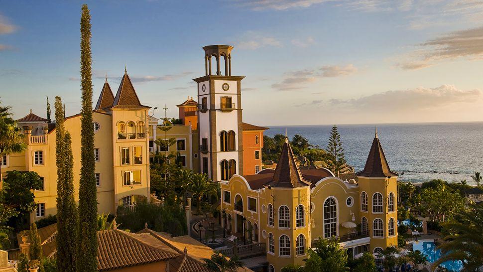 Gran Hotel Bahia Del Duque Resort Tenerife Canary Islands