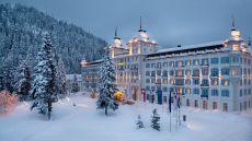 Kempinski Grand Hotel des Bains — St. Moritz, Switzerland