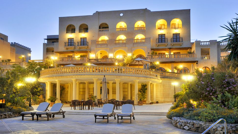 Kempinski Hotel San Lawrenz Gozo — city, country