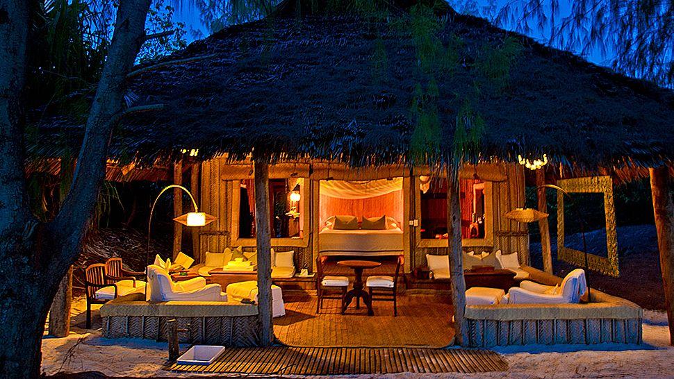 Mnemba island lodge zanzibar archipelago tanzania for Design hotel zanzibar