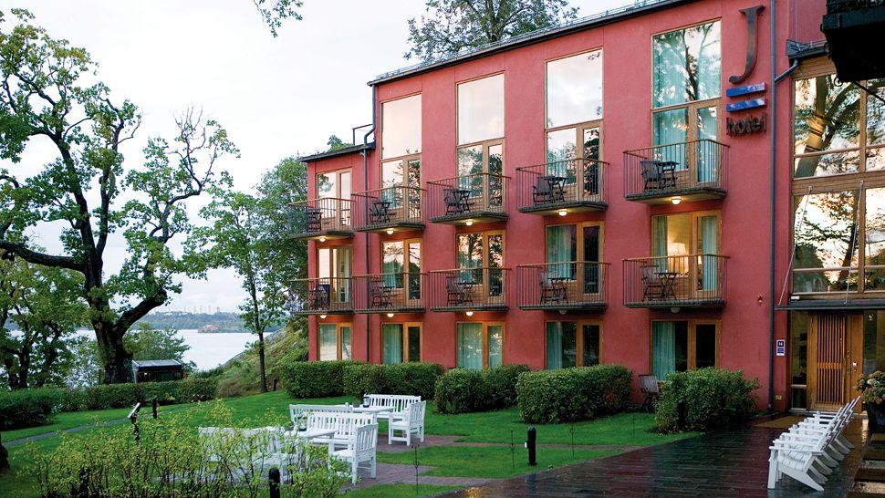 hotel j nacka strand s dermanland and uppland svealand. Black Bedroom Furniture Sets. Home Design Ideas