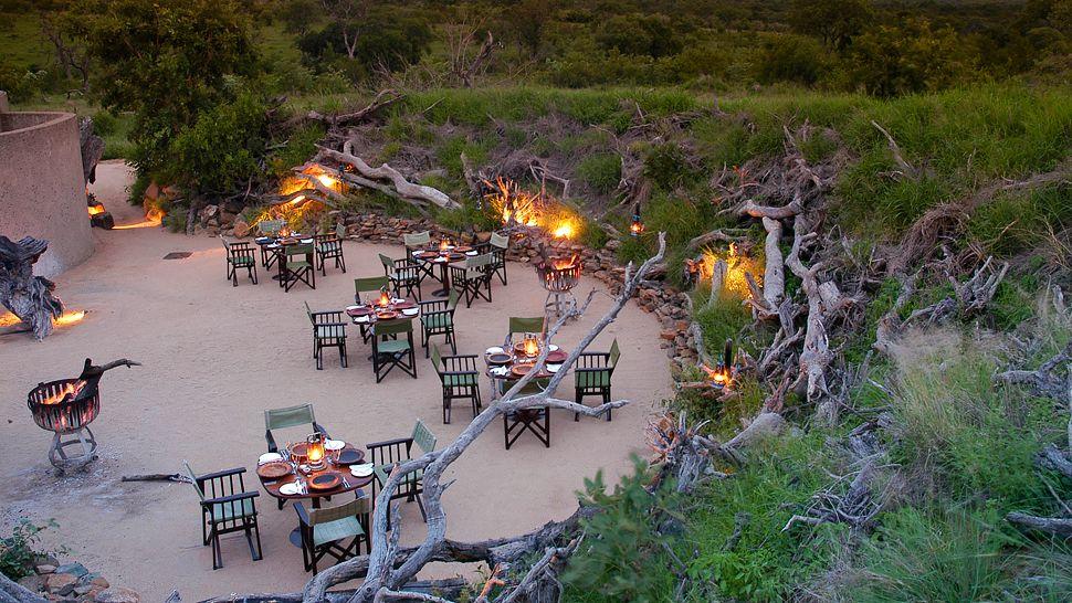 Earth Lodge Sabi Sabi Private Game Reserve Mpumalanga