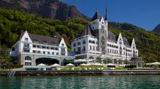 Park Hotel Vitznau — Lake Lucerne, Switzerland