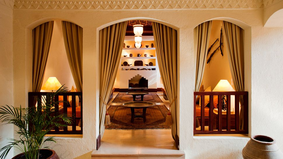 Al maha a luxury collection desert resort spa dubai for Boutique spa dubai