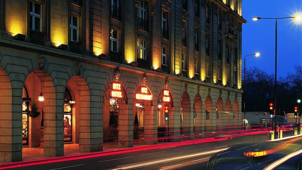 The Ritz London England United Kingdom