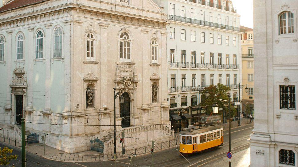 Hotel Bairro Alto — city, country