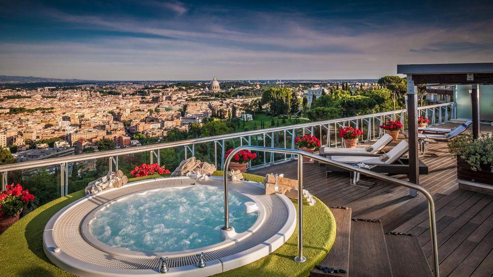 Hotel Roof Garden Roma