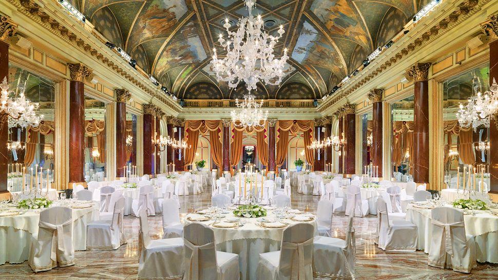 Hotel Diana Roma Ristorante