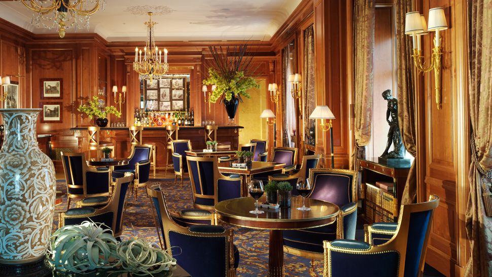 Four Seasons Hotel Des Bergues Geneva Geneva Switzerland