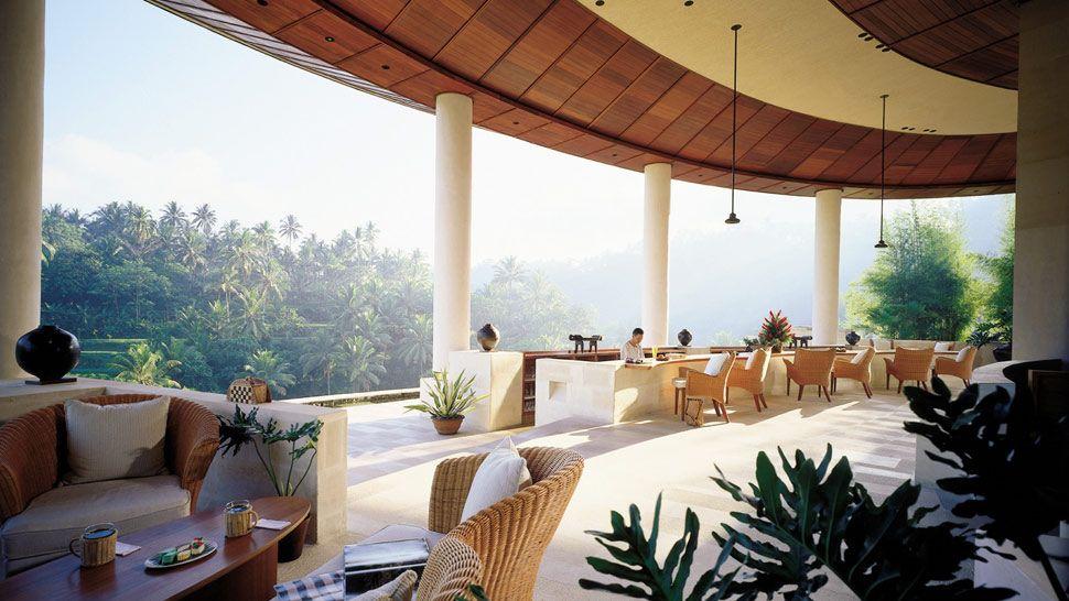 Four Seasons Resort Bali At Sayan  Bali  Indonesia