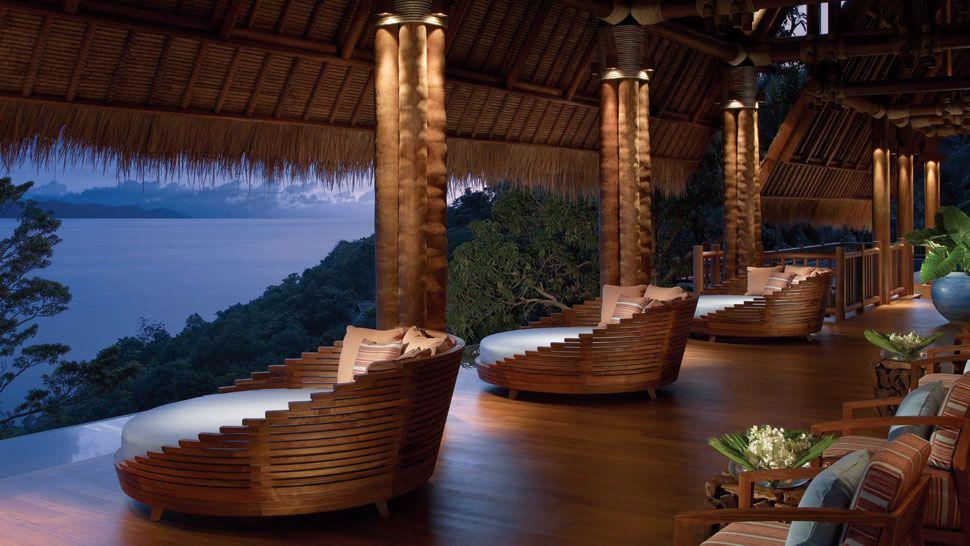 Four seasons resort koh samui thailand surat thani thailand for Design hotel koh samui