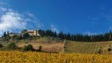 Castello del Nero Hotel & Spa — Tavarnelle Val di Pesa, Italy