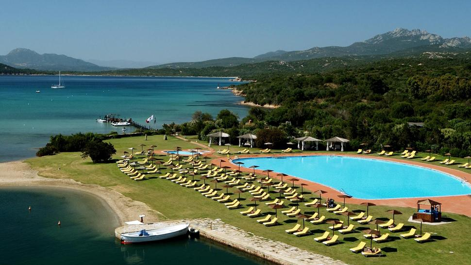 Hotel Cala Di Volpe Costa Smeralda Sardinia