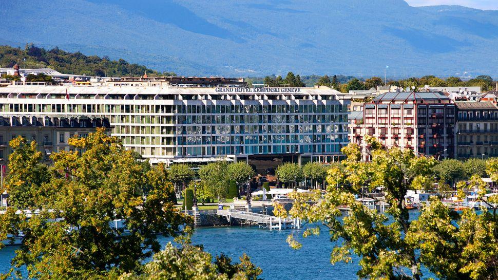Grand Hotel Kempinski Geneva Geneva Switzerland