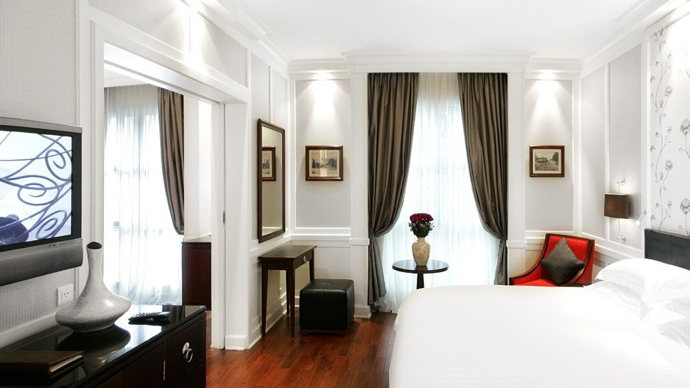 Sofitel legend metropole hanoi hanoi vietnam for Design boutique hotel hanoi
