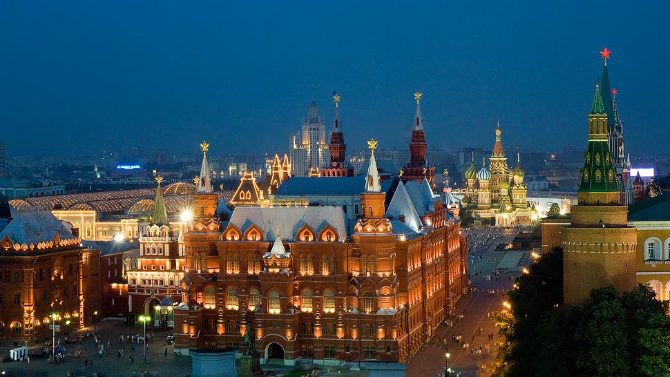 The Ritz Carlton Moscow Moscow Russia