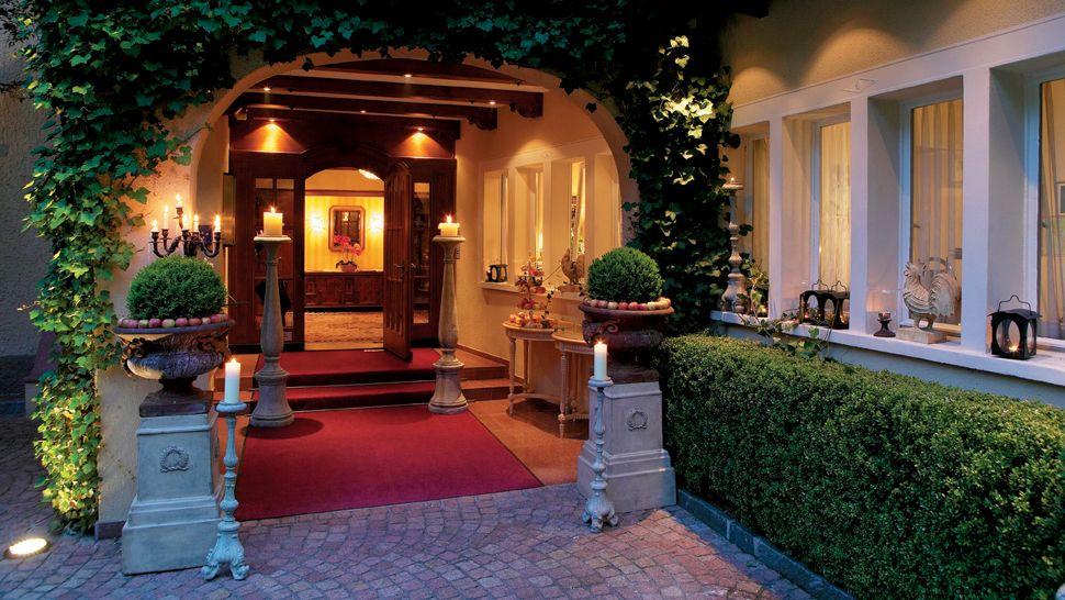 Park Hotel Sonnenhof Vaduz Liechtenstein