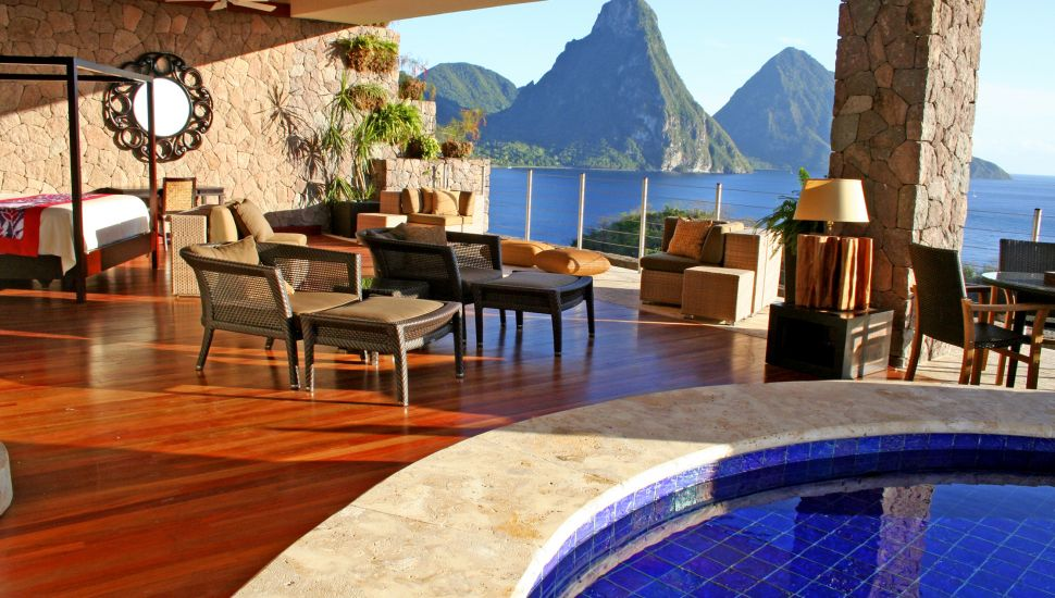 Jade Mountain At Anse Chastanet Soufri Re St Lucia